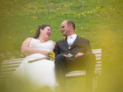 Casament Alba i Josep